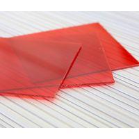 flame retardant solid polycarbonate panel boards plastic plates for carport pergola roofing thumbnail image