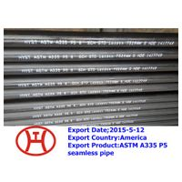 ASTM A335 P5 seamless pipe thumbnail image