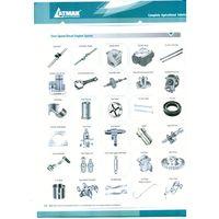 Lister Type Diesel Engine Spare Parts