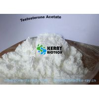Raw anabolic Steroid Powder Testosterone Acetate / steroids Test Acetate 1045-69-8 TEST ACE
