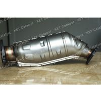 KET direct fit catalytic converter for Audi a4 vehicles