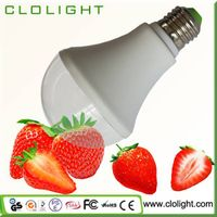 9W led plant grow light for Hydroponics/Greenhouse/Indoor garden thumbnail image
