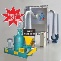 New Developed Superfine Powder Mill Scattered Depolymerization