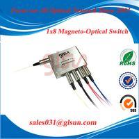 1x8 Magneto-Optical Switch