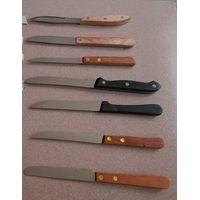 Steak knives, Chef Knives, utility knife, paring knife, serraed edge knife, Steel Kitchen utential