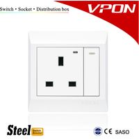 13A BS socket switch thumbnail image