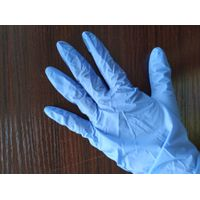 Disposable powder free medical safety protective examination cut resistant work nitrile glove