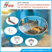 Aluminium Extrusion Profile Air Quench