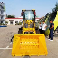 China best chicken manure forklift type compost turning machine with competitive price for sale