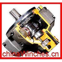 Radial piston Intermot IAM hydraulic motor