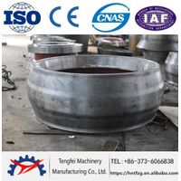 steel casting rolling ring