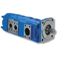 Permco P5100 gear pump and motor  for loader mining crane machinery road roller machinery bullduzer