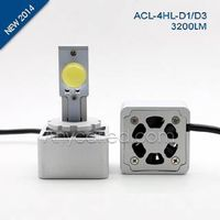 4HL 3200LM D3 LED Light Bulb DC12-24V with CE,RoHS