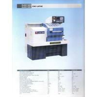 Economical Type CNC Lathe(CLK6130E, CLK6130H, CLK6136A, CLK6140D)