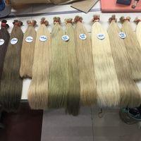 Guarantee 100% raw unprocessed human hair direct Vietnam