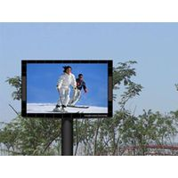 led display for outdoor use with p20