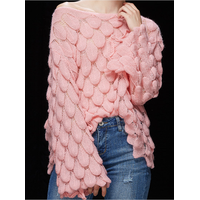 fashion women's knitwear sweater