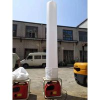 Good quality inflatable light tower post best for outdoor advertisement thumbnail image