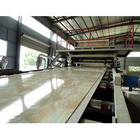 PVC Imitation Marble Wall Panel Production Line thumbnail image