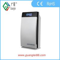 hepa filter air purifier with ozone anion uv photocatalyst thumbnail image