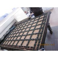 LKS1050Q High quality semi automatic flat bed carton die cutting creasing machine thumbnail image