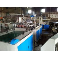 Double Layers Disposable Glove Making Machine thumbnail image