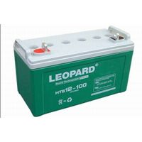 Brand new 12V100ah LEOPARD Storage battery for UPS and solar system