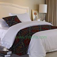 Hot Design Hotel Bedding Set, 100% Cotton Hotel Linen, Hotel Textile thumbnail image