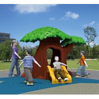 Reliable Quality Comprehensive Magic Tree Playhouse Outdoor Playground Equipment WD-W021