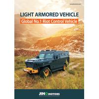 LIGHT ARMORED VEHICLE (JAC-8)