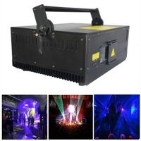 3W Cartoon 3D RGB Colorful Stage Laser Light thumbnail image
