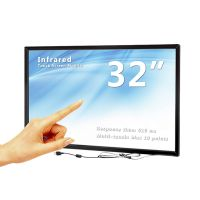 XieTouch infrared touch screen 32 inch multi touch frame ir touch panel for LCD or TV