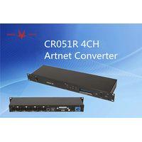 Artnet converter decoder 4CH