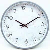 modern living room plastic wall clock
