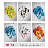 slipper special for the world cup of 2014