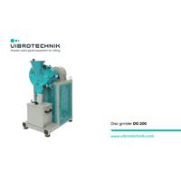 Disc grinder DG 200 - VIBROTECHNIK