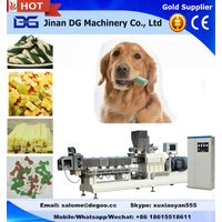 Pet dog chewing/treats food making machine production line thumbnail image