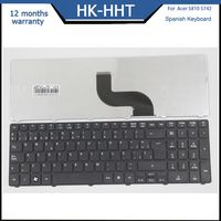 Laptop keyboard for Acer 5810 5536 5745 Spanish keyboard