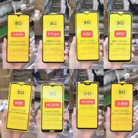 9D Full Glue Full Cover Tempered Glass Screen Protector for all phone thumbnail image