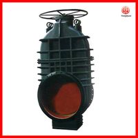 MZSF944F-2.5C Cast Iron Water Seal Gate Valve