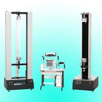 universal tensile testing machine 1KN 2KN 5KN computer control for rubber,plastic,woven bag thumbnail image