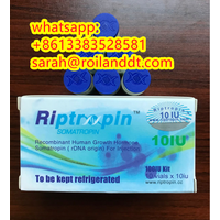 Safe delivery Riptropin Recombinant HGH For Male CAS NO.12629-01-5 whatsapp+8613383528581 thumbnail image