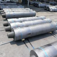Carbon Electrodes For Arc Furnaces Hp Uhp High Quality Graphite Electrode thumbnail image