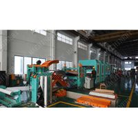High Quality Fully Automatic Stainless Steel Coil&Sheet Polishing Machine Line