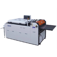 GWUV-660A Paper Automatic UV Coating Machine