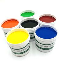 eco-friendly flexographic water based inks