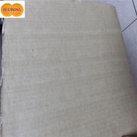 bleached chinese alpine rush pulp for rice paper