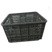 Plastic Basket with lid/ injection mould / plastic parts thumbnail image