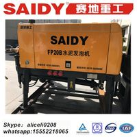 machinery for foam concrete