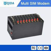 Hotselling Wholesale wavecom modem pool bulk SMS sending device Bulk SMS equipment Mass SMS